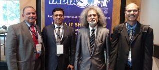 IndiaSoft 2016 | Sridhar Rangaswamy | Dr. Just Kidding | Comedy & Motivation